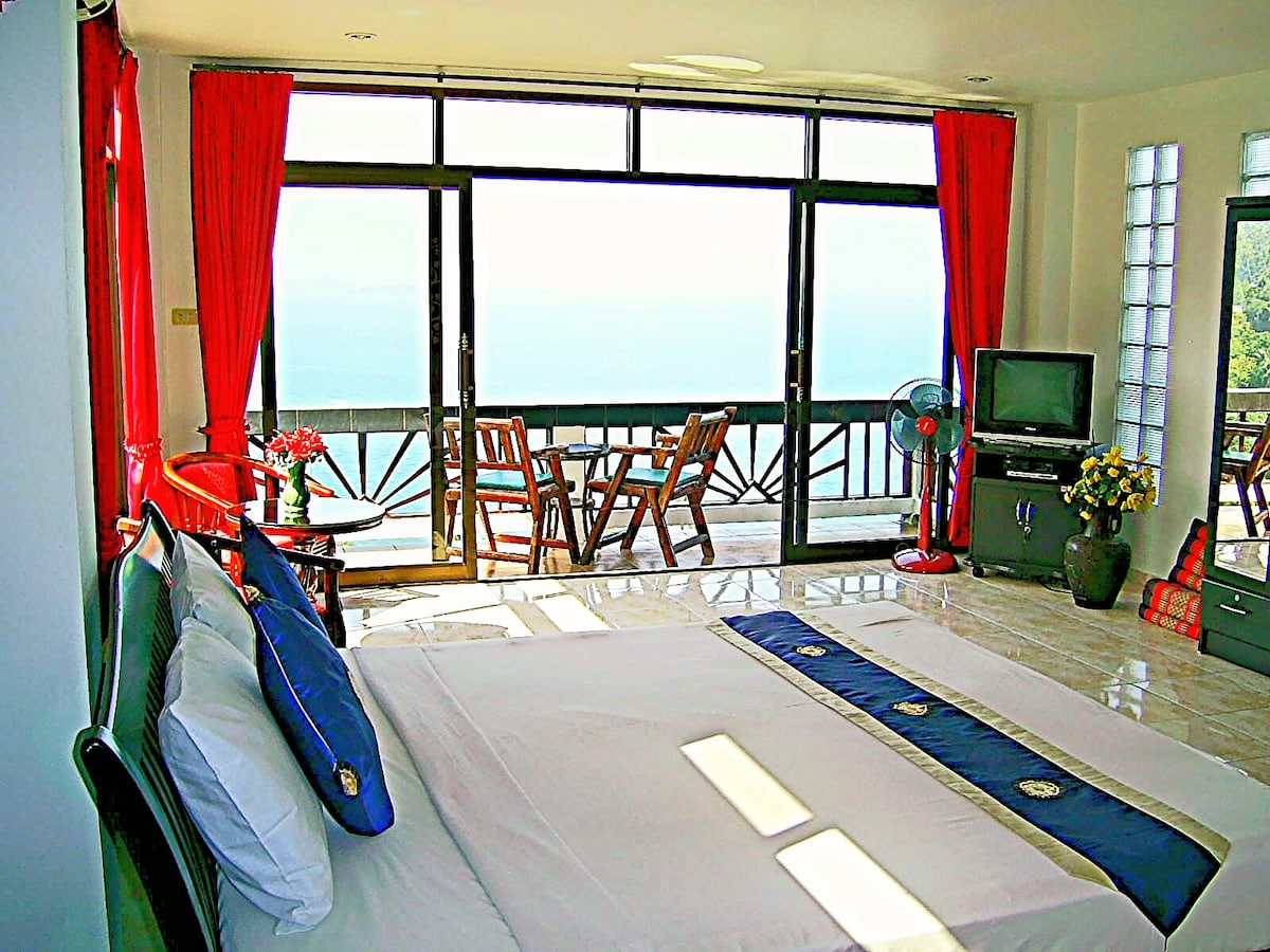 Ban Sua Samui - Viewpoint oceanview