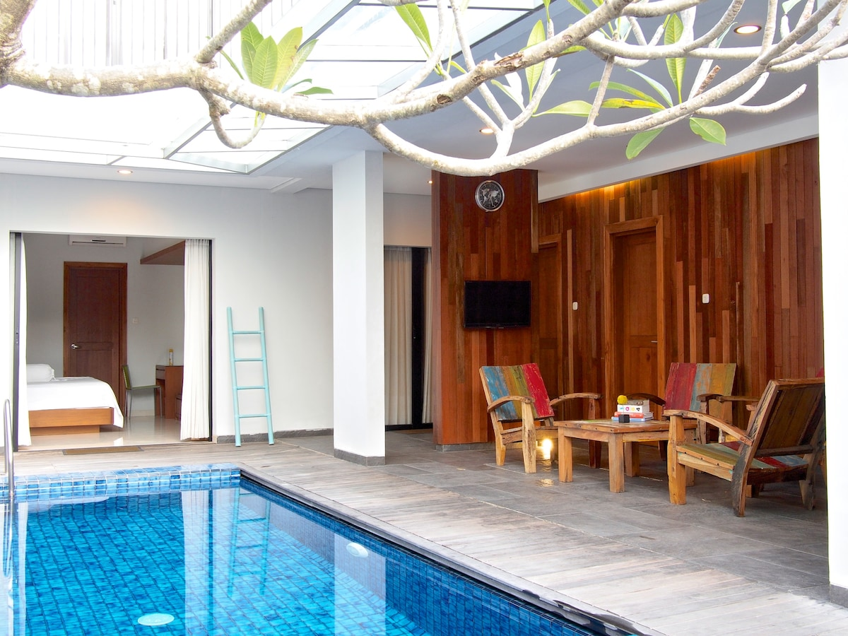 Villa Nada at seminyak-one bedroom