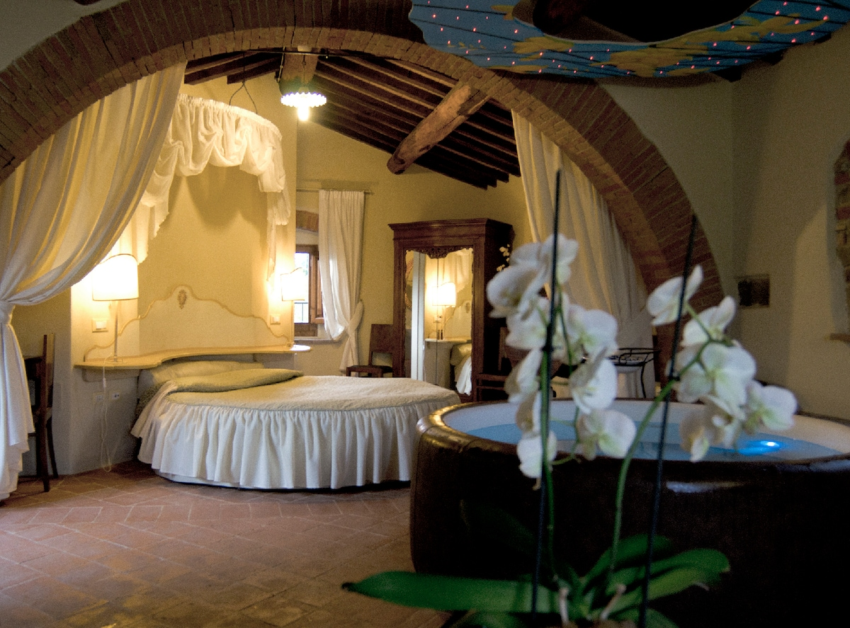 Tuscany gateway - suite with spa