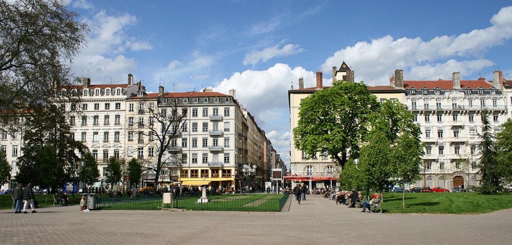 Chambre confort centre ville Lyon