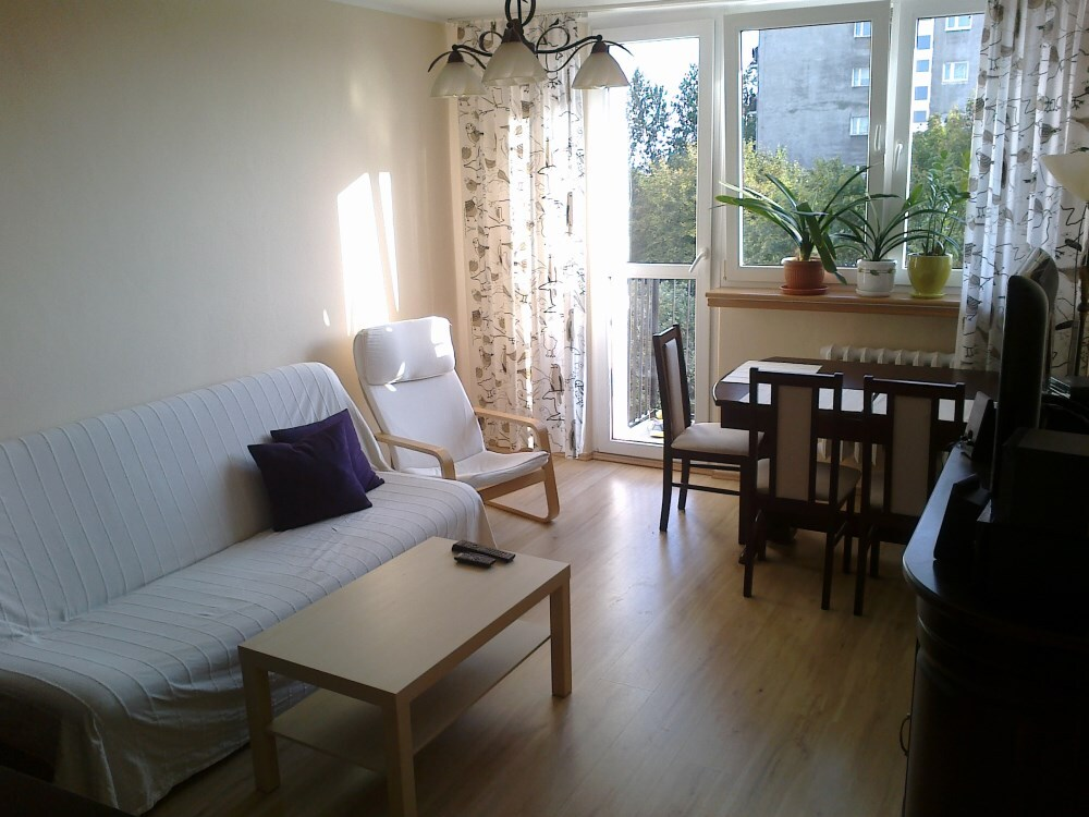 Nice apartment near centre:)