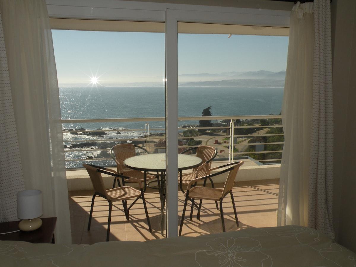 Nice flat in Concon Valparaiso