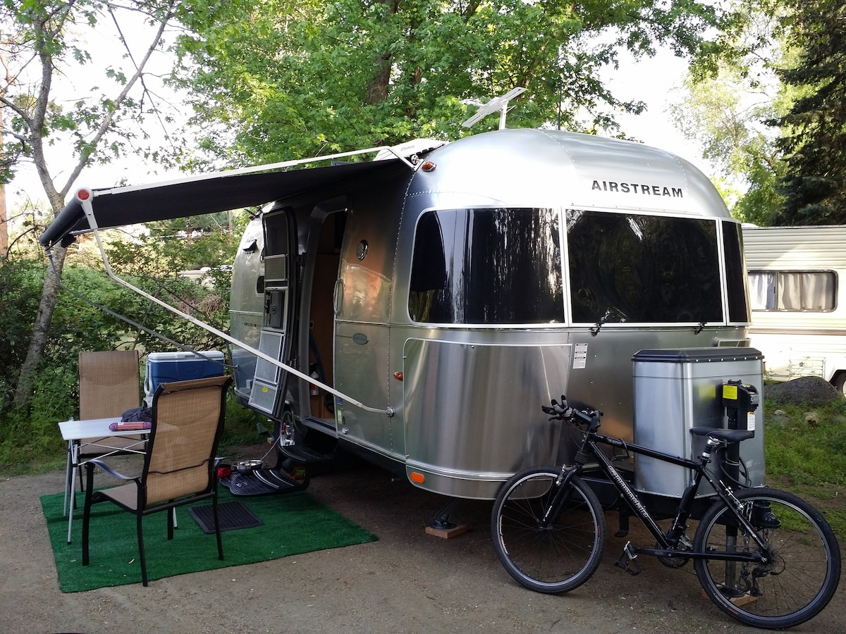 2013, 20 Foot Airstream