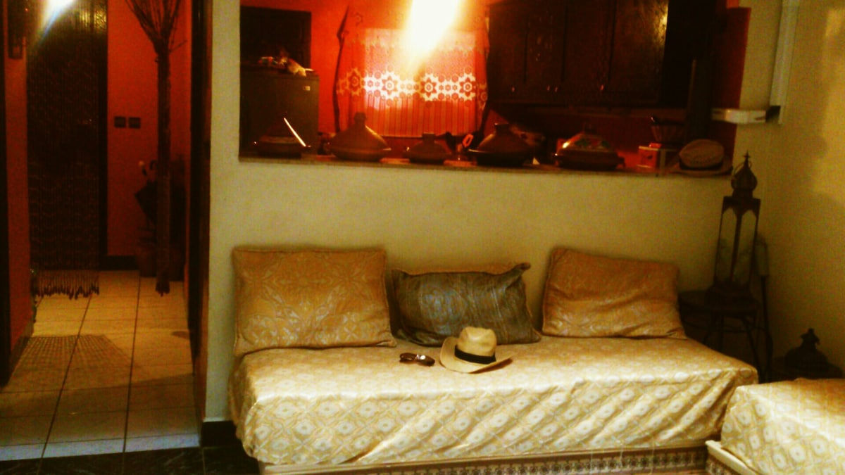 Riad with real moroccan experience2