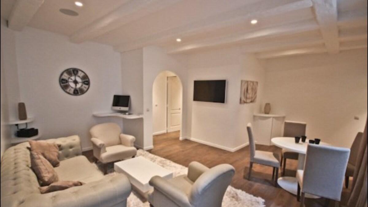 Magnifique appartement parisien