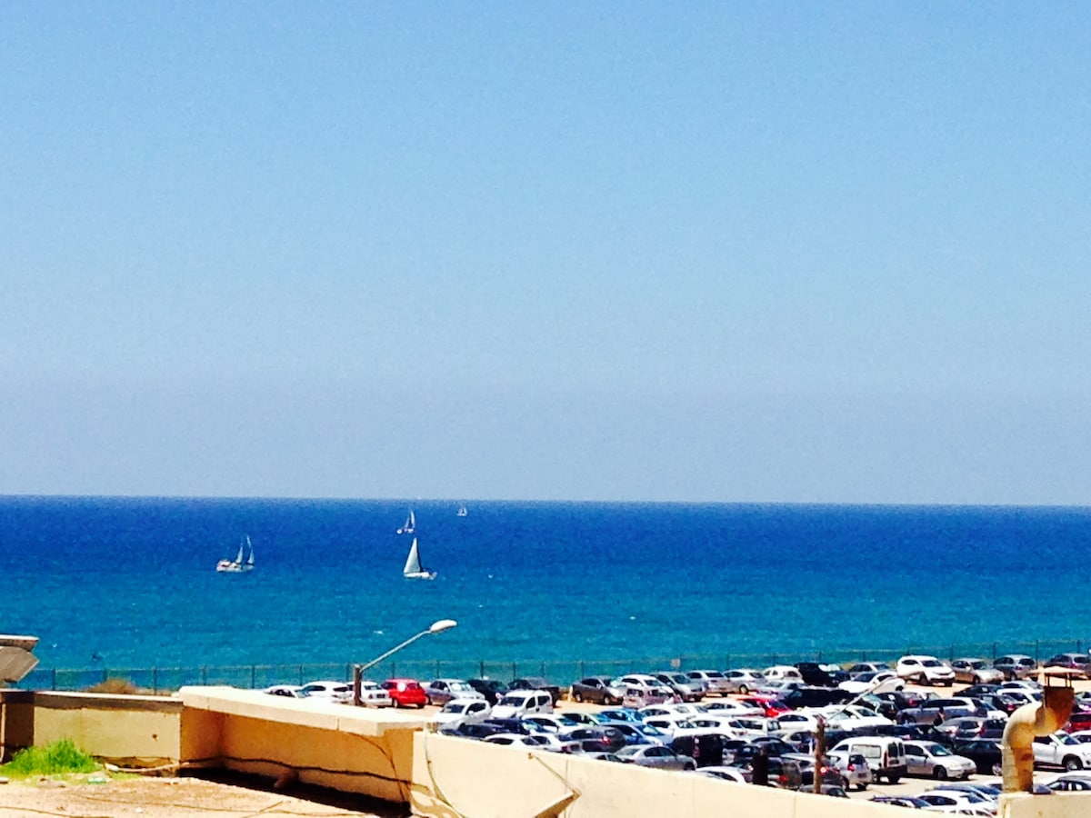 Sea View Apartment @ North Tel Avi
