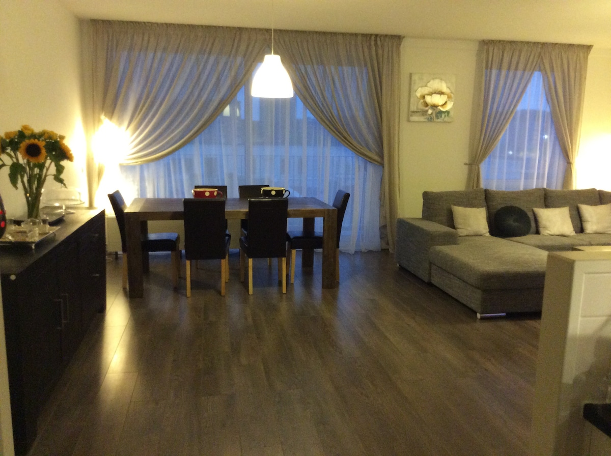 Spacious modern apartment 100 m2