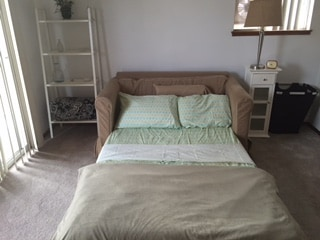 Clean, simple room for rent