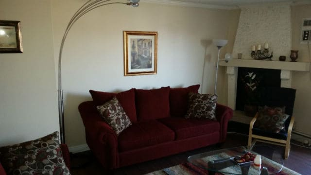 fully furnished 2 br condo
