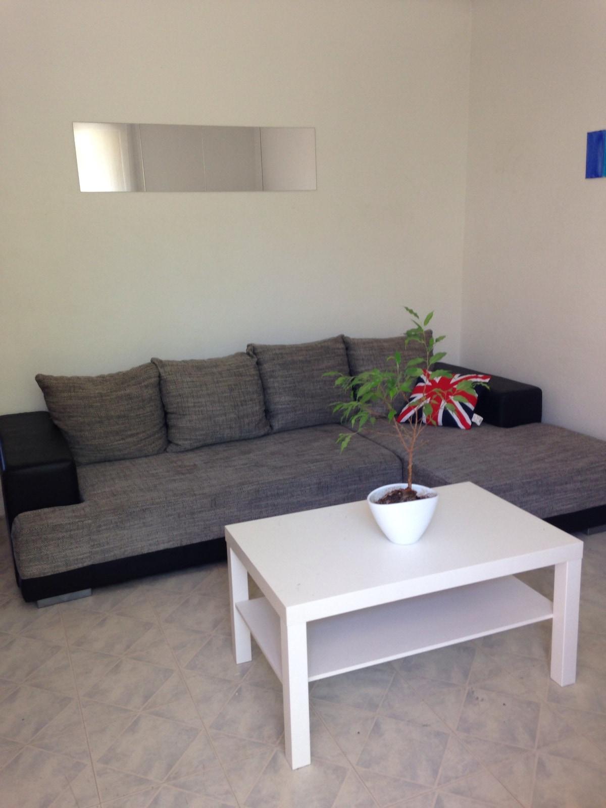 Confort simple dans résidence calme