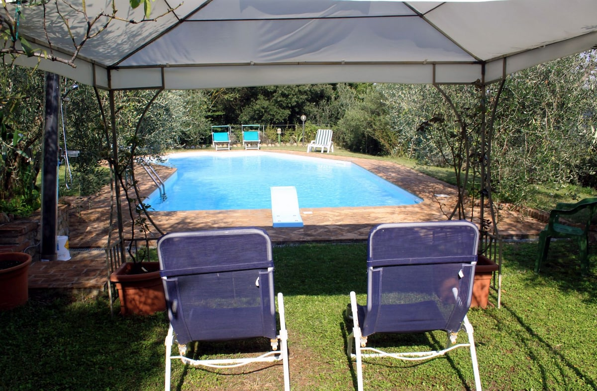 Appartamento  con splendida piscina
