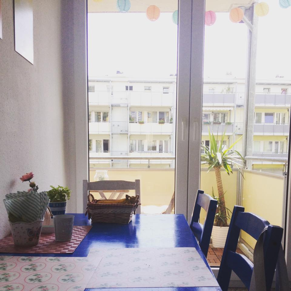 Bright and central 50m2 Apartment!