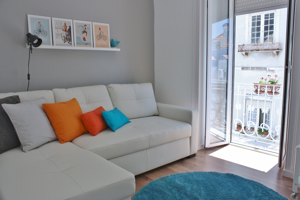 Mouraria newly renovated flat