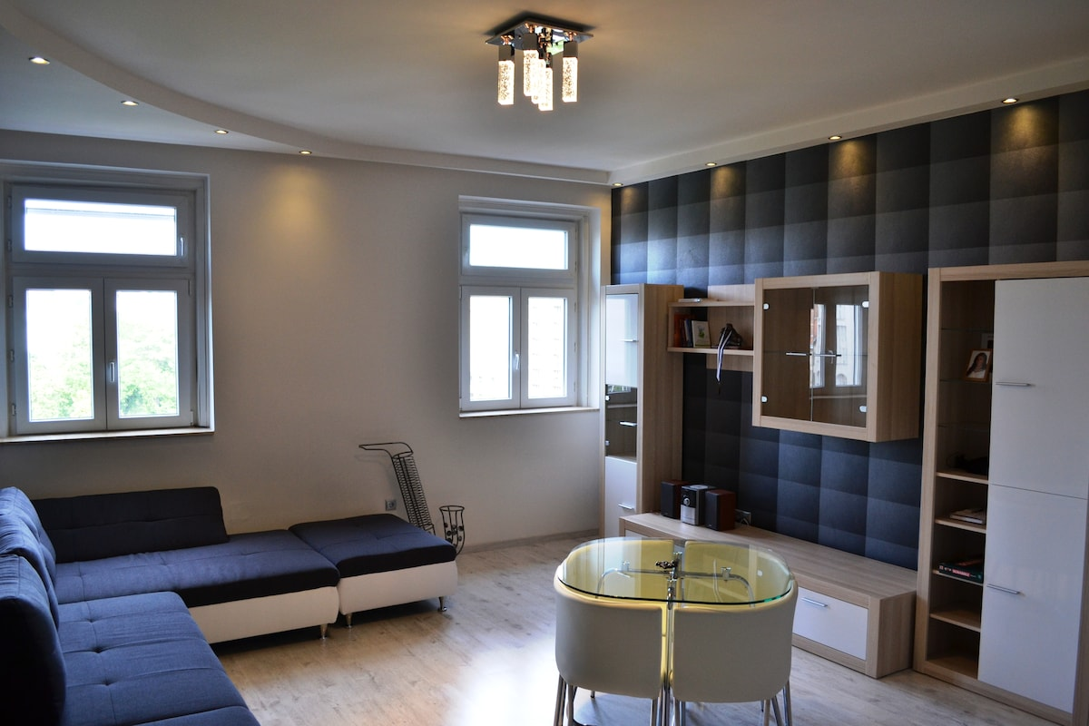 Budapest Eye Apartment - for 4 pers