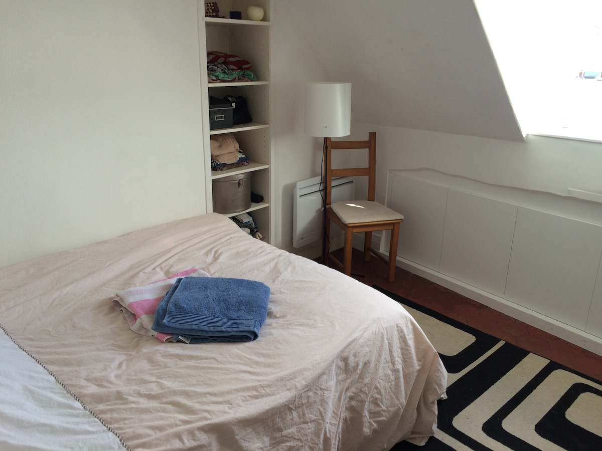 Nice appartement rue Mouffetard
