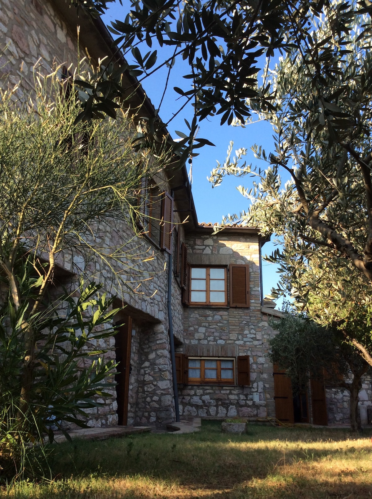 Casa Luciana l'Umbria più vera