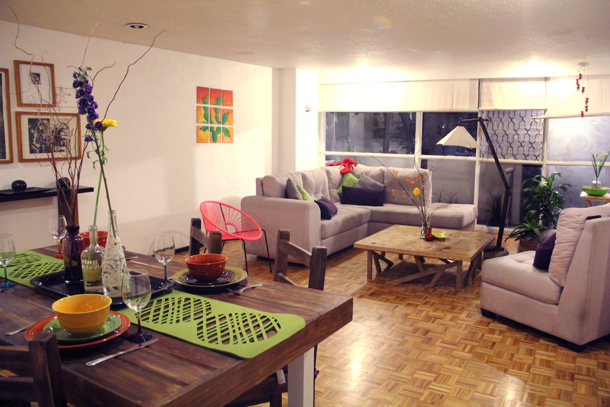 Perfect for families in the Condesa