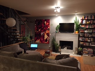 Room with balcony In Humboldt Park!