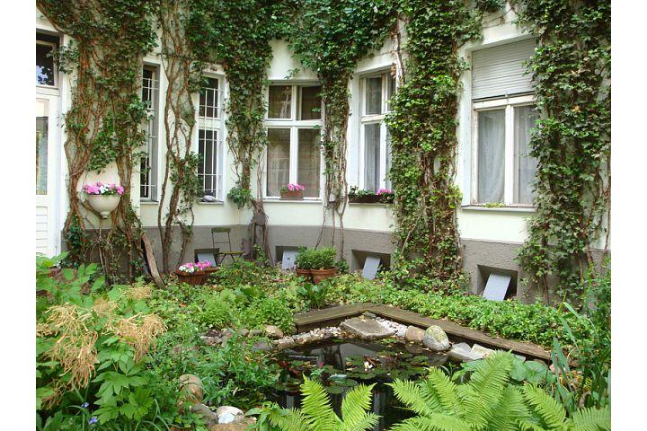 Ruhige Einrauhmwohnung Wilmersdorf
