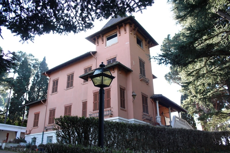 Suite Imperiale in villa del 1890