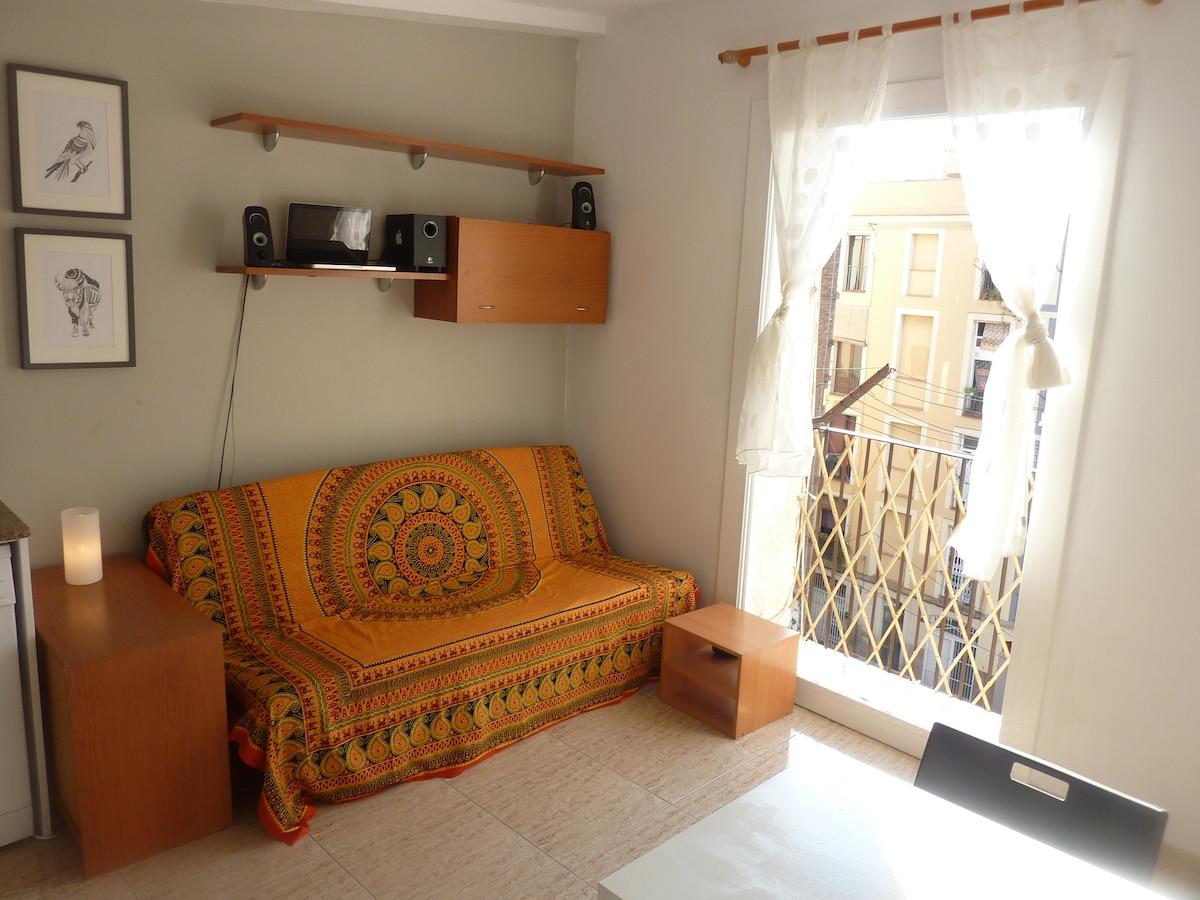 Nice single bedroom in the center!