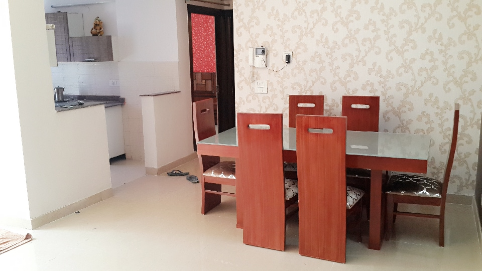 3BHK Full Furnished one on Rent