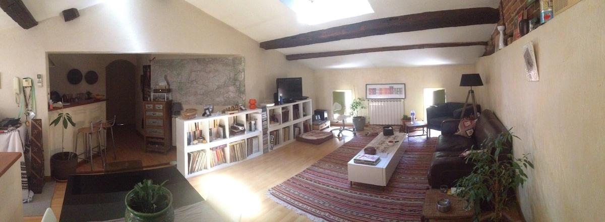 Room in the Albi Unesco Center