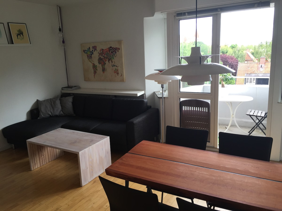 Nice apartment close to Copenhagen