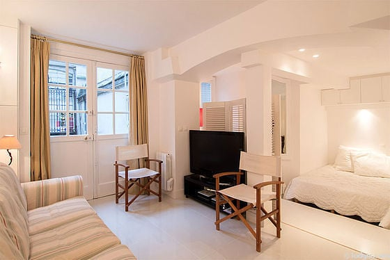 Apartment at the heart of Paris