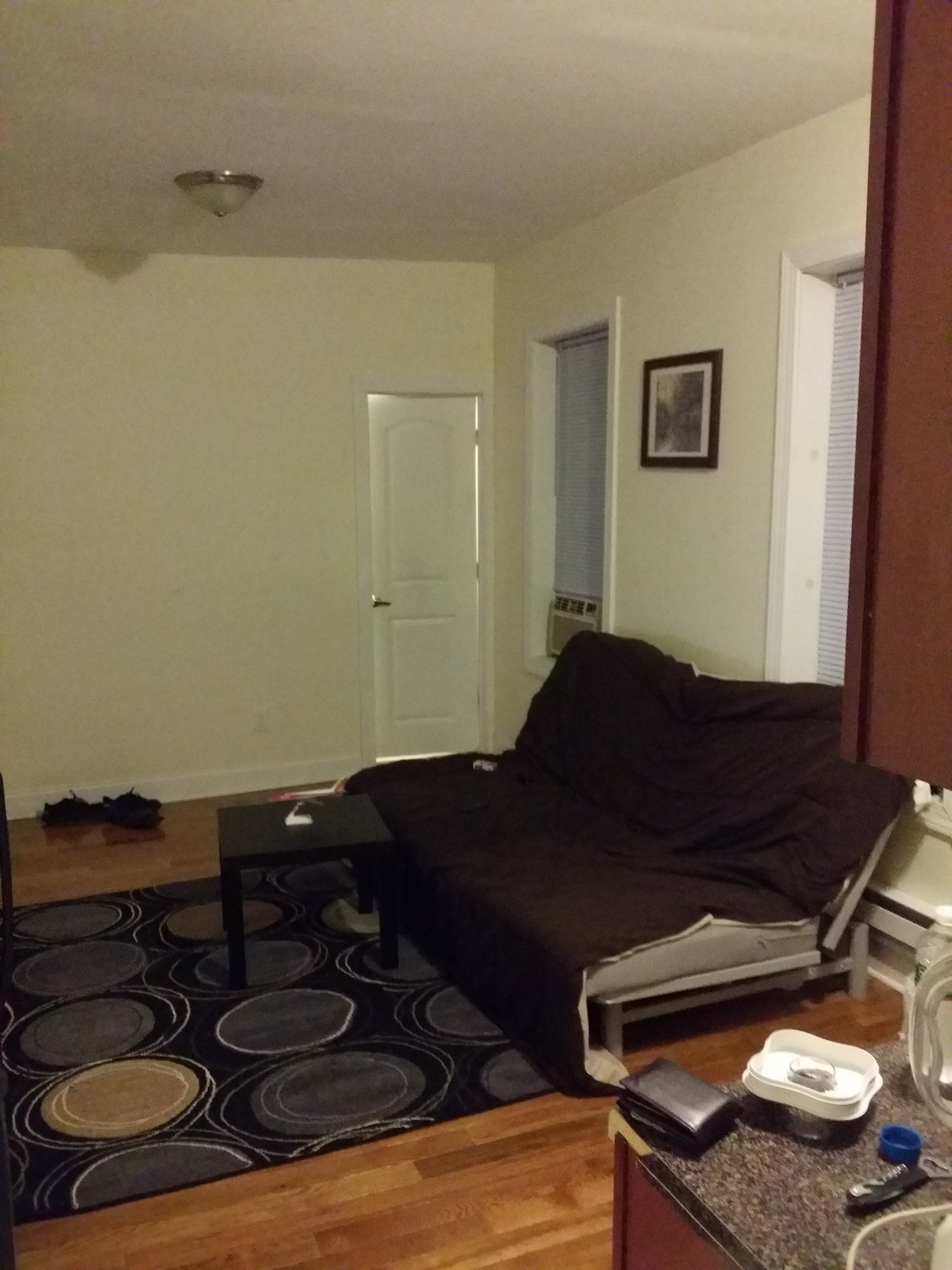 2 beds - 15 Minutes from NYC