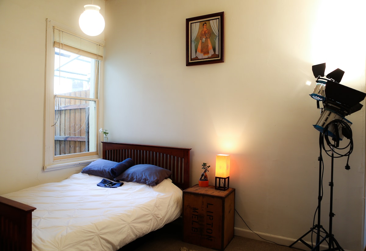 Large private room in Brunswick