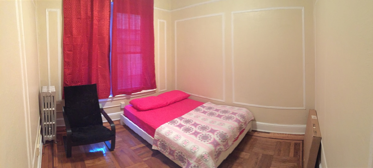 Lovely Room in Sunnyside(Manhattan)