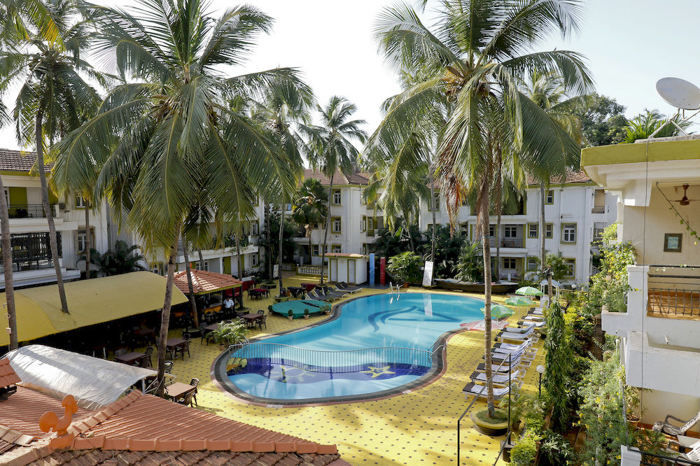 3* Deluxe Resort (Stay + B'fast)
