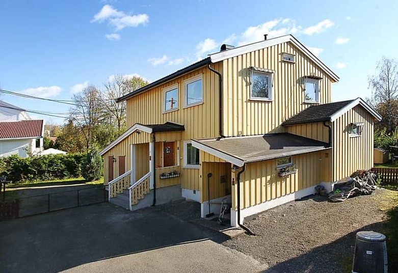 Self contained flat close to Oslo