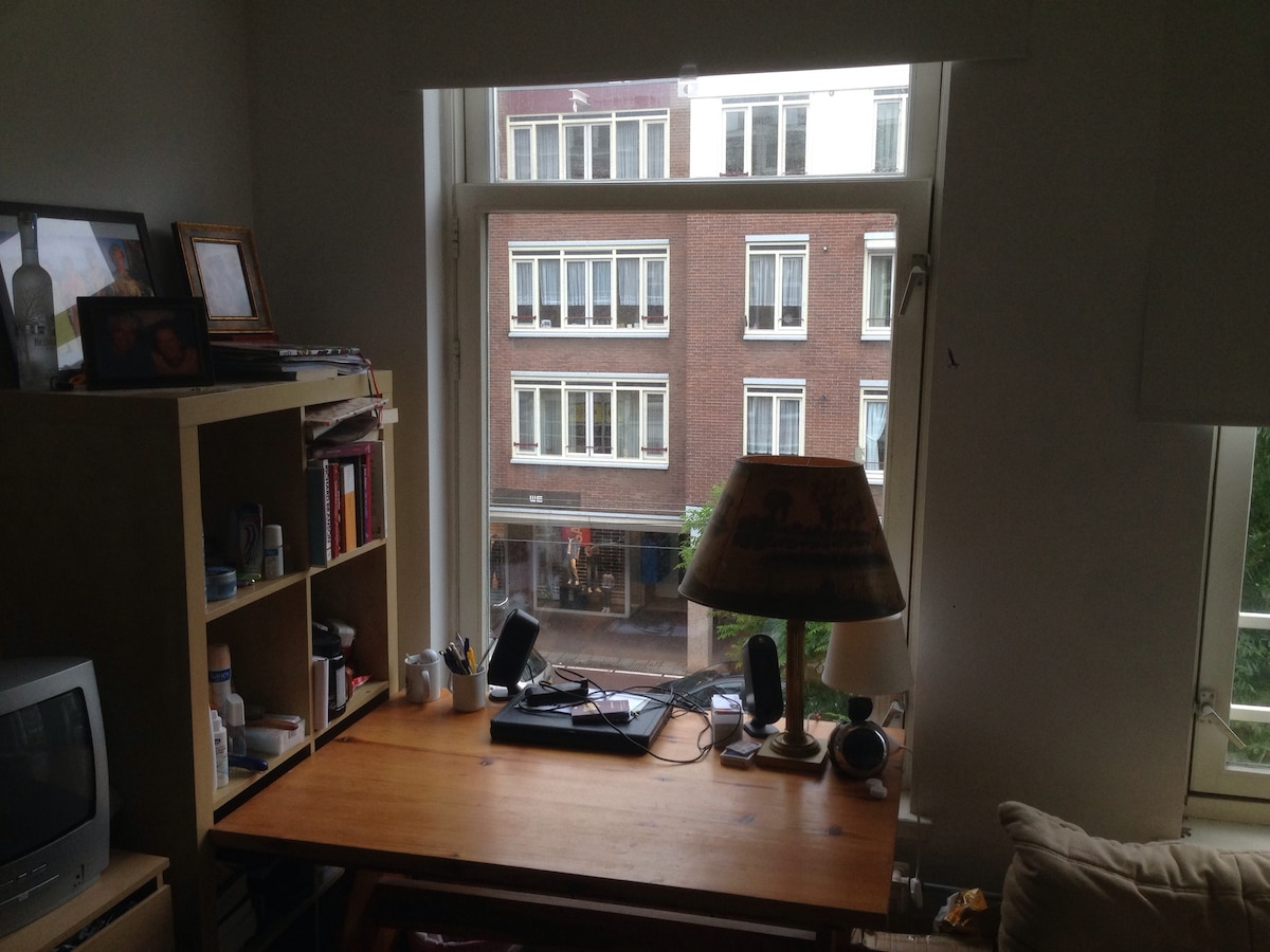 Room in Old West, Amsterdam
