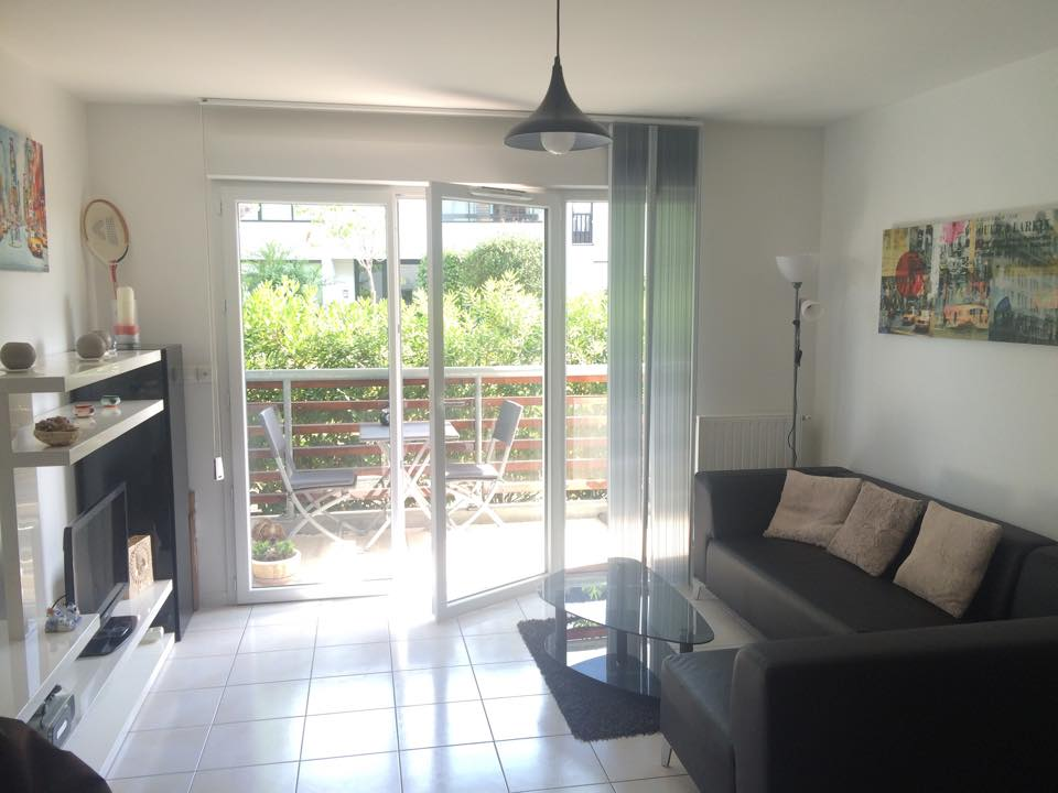 Nice 2 rooms apartment in Anglet