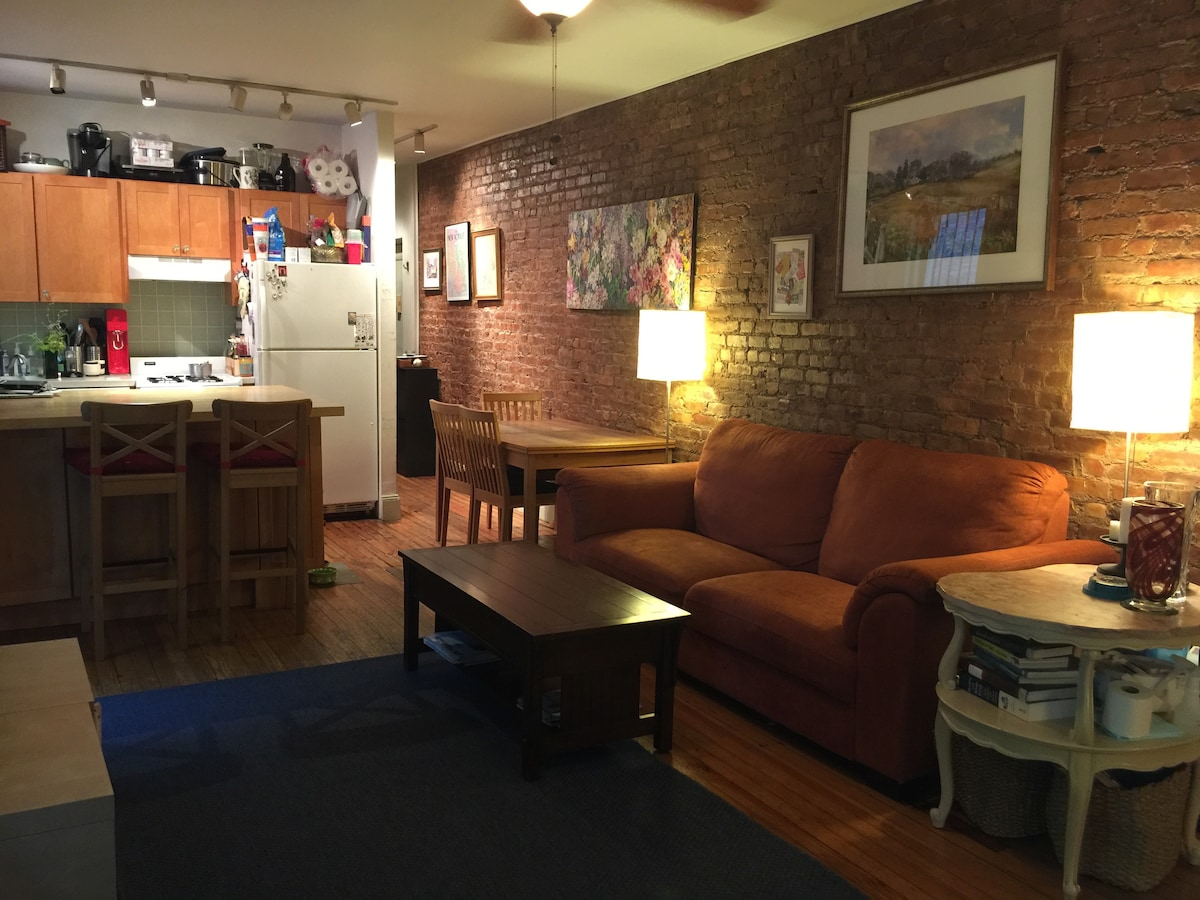 Sunny & Spacious in Park Slope