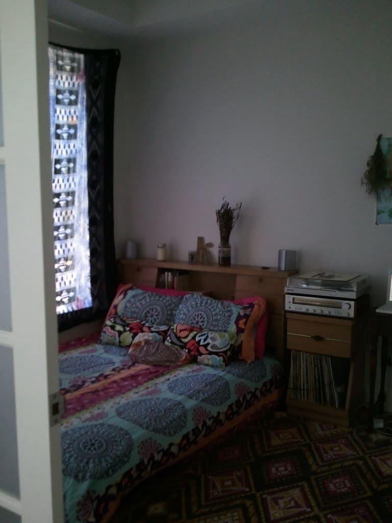 boho nest furnished bright & fresh