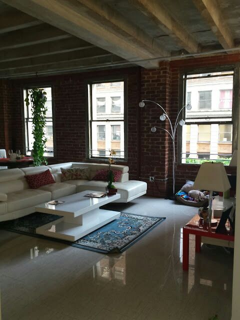 Heart of Downtown LA modern loft