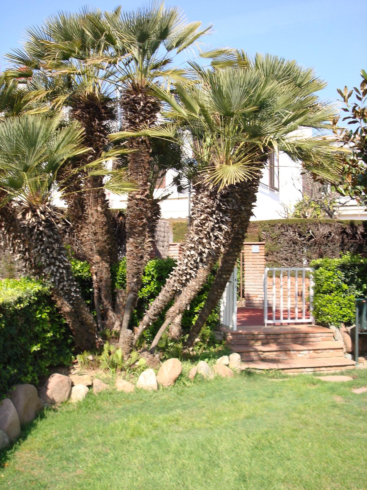 Bonita casa pareada en Alella