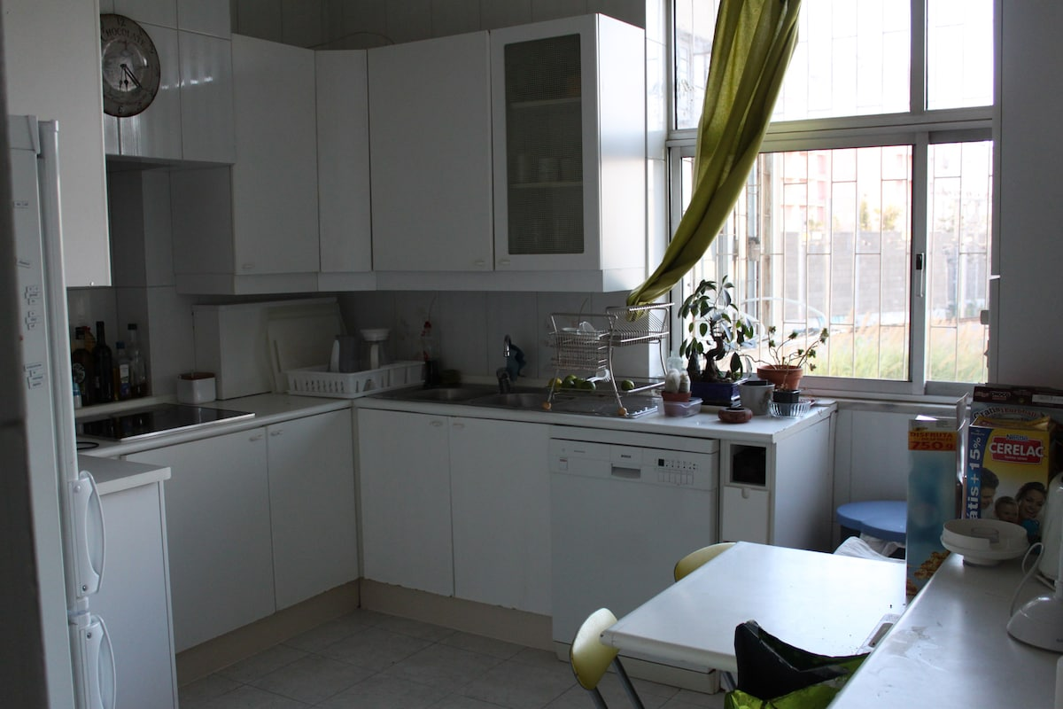 Spacious apartment center of Lisbon