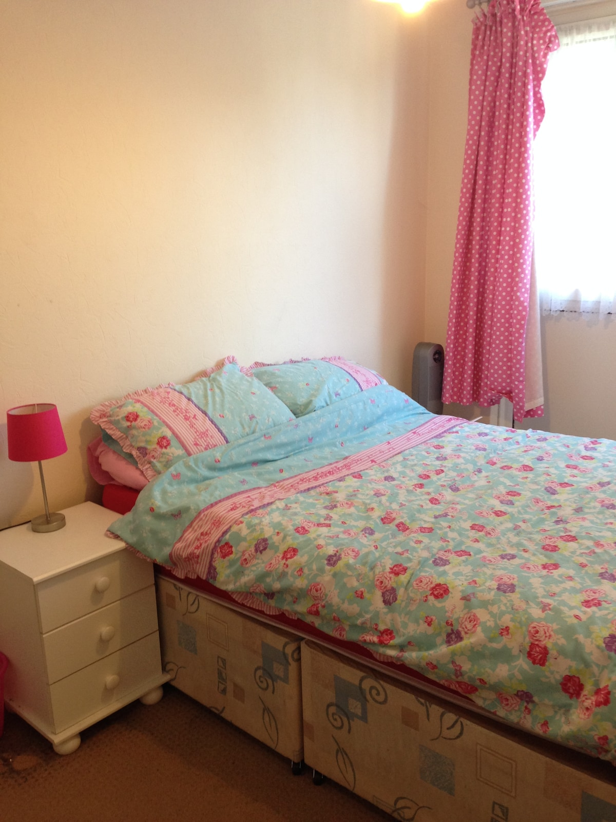 Double room in Bow East London