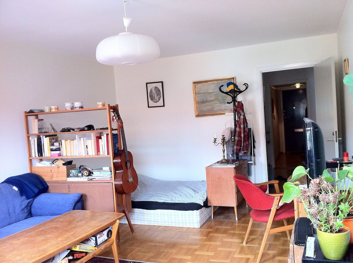 Apartment with great location!