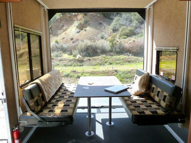 Remote Mountain Wilderness Retreat