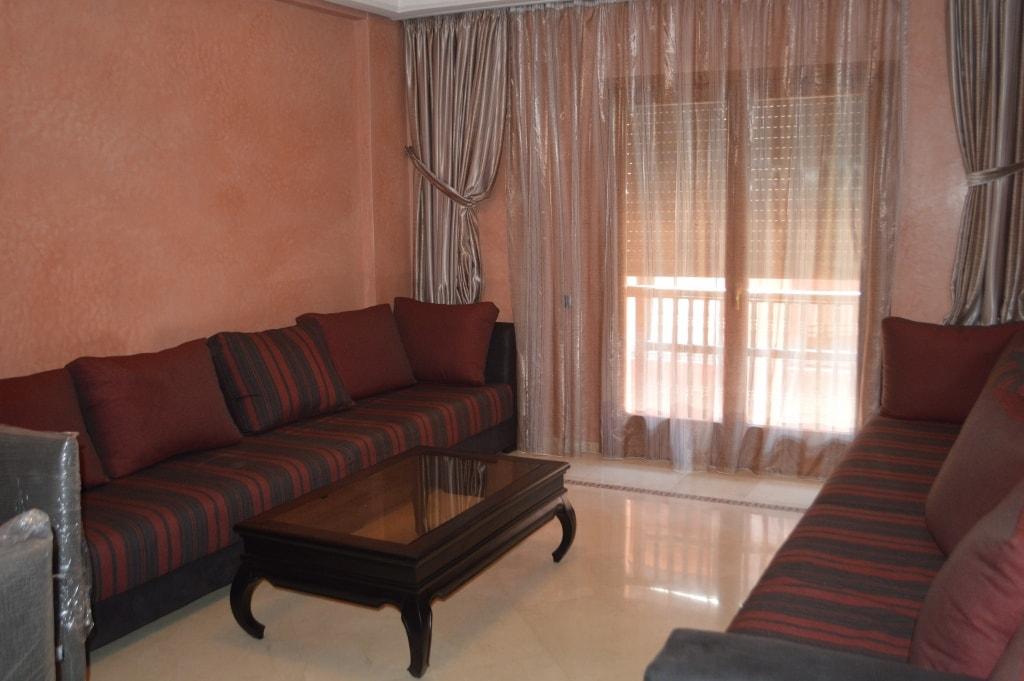 Appartement de 60 m2 meublé