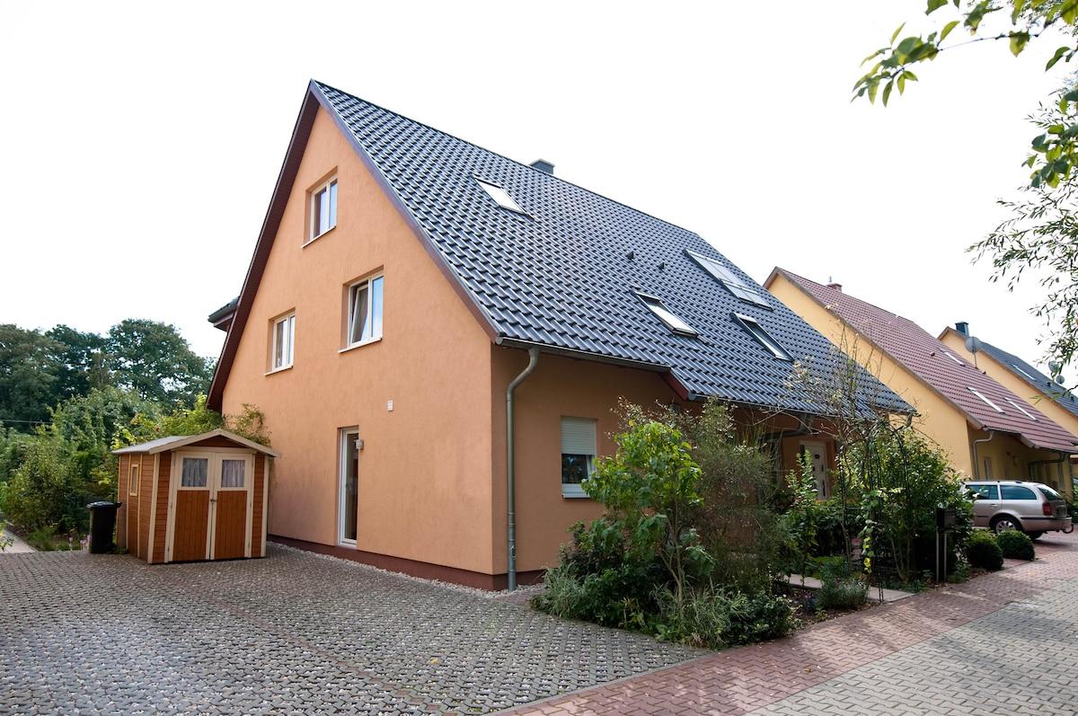 Spacious House in Berlin-Steglitz