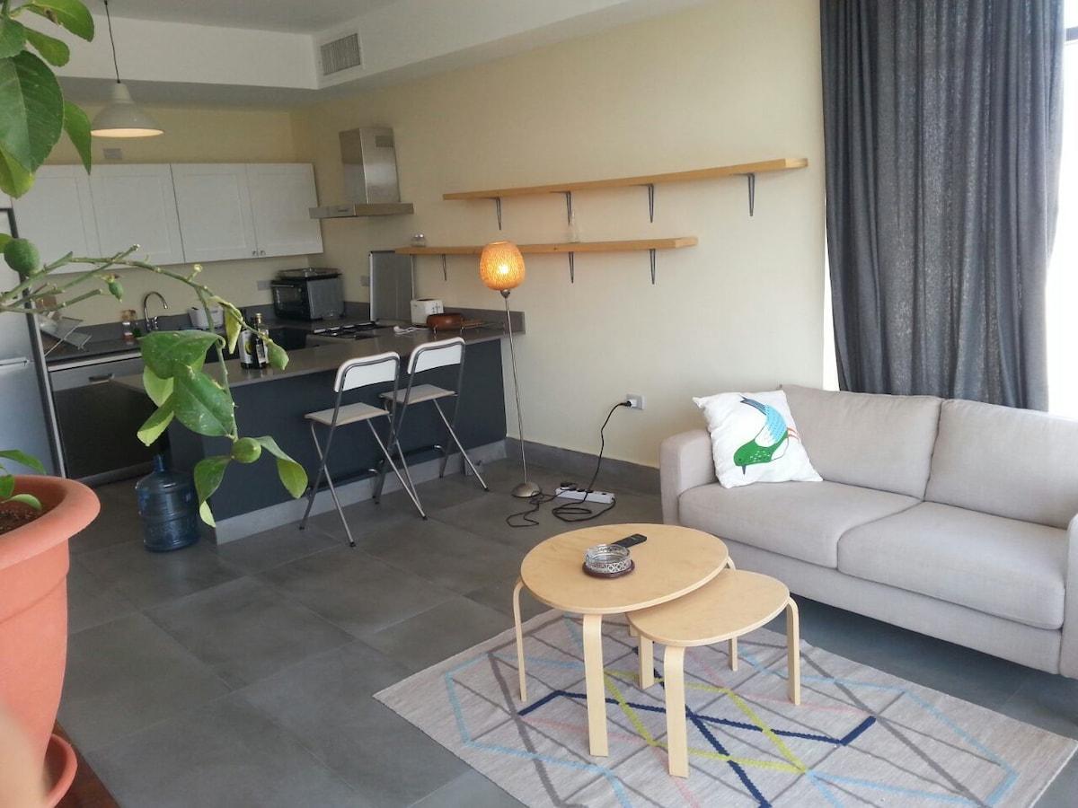 Charming 2BR apartment in Weibdeh