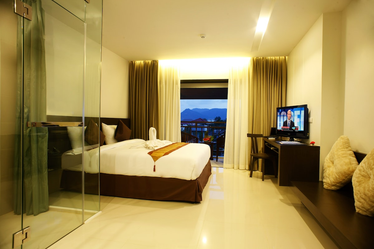 Modern Deluxe Room- Chaweng City 3