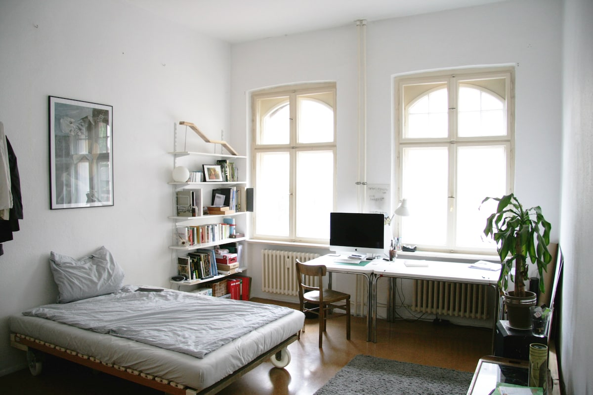 Cozy Room in the Heart of Berlin