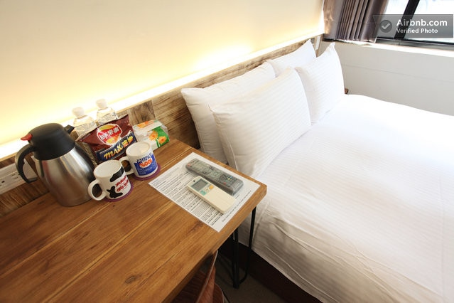 Great (M) Double Room in Taipei ☺